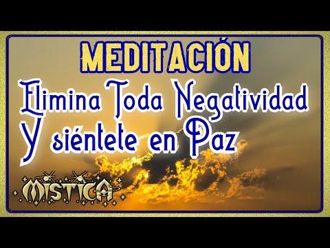 Transmutar situaciones y emociones negativas. Meditación Sanación.