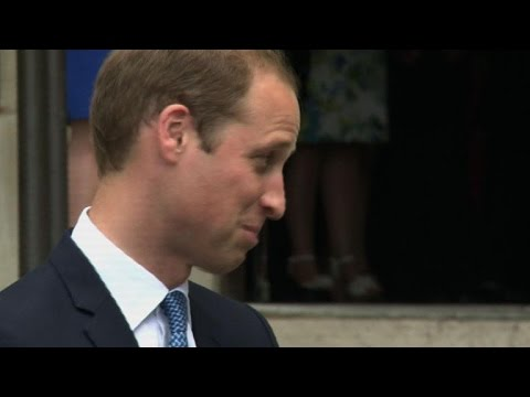 Prince William reopens London