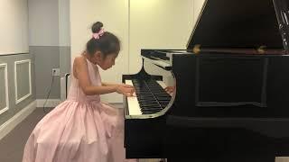 Jessica Hu(6), Claude Debussy: Doctor Gradus ad Parnassum