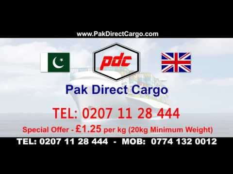 PAK DIRECT CARGO (pdc Door To Door)