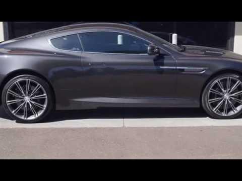 Aston Martin DB COUPE San Diego California YouTube - Aston martin san diego