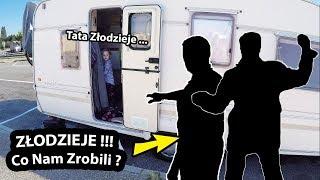 Złodzieje we Francji !!! - Chcieli nam Coś Ukraść! + Pierwsze Q&A na Kanale (Vlog #294)