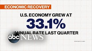 New economic numbers show promise as uncertainty from COVID-19 continues
