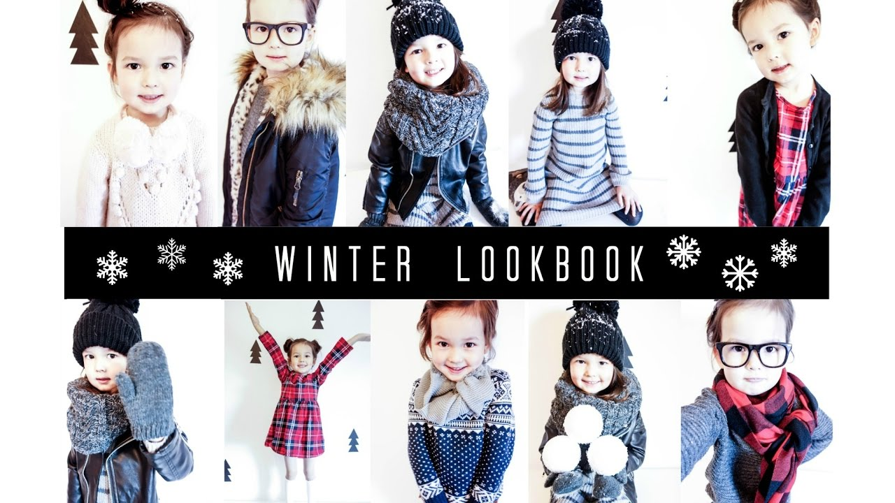 WINTER LOOKBOOK   KIDS FASHION   OUTFITS IDEAS - YouTube 6c78973e50b7