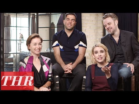 Emma Roberts, Julianna Nicholson, & Zachary Quinto on Perception in 'Who We Are Now'  TIFF 2017