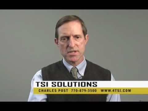 CHARLES POST - TSI SOLUTIONS