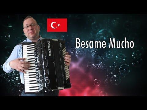 Besame Mucho Murathan Akordeon