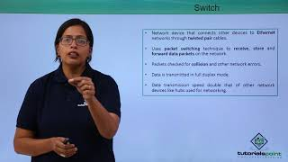 Network Devices - Switch