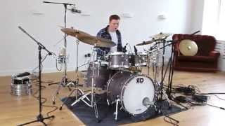 Wake - Hillsong Y&F Drum Cover