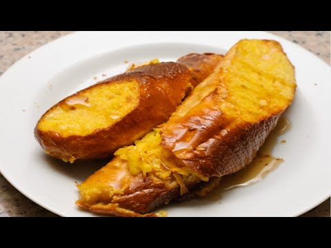 Oven Baked French Toast | How To Make Oven Baked French Toast