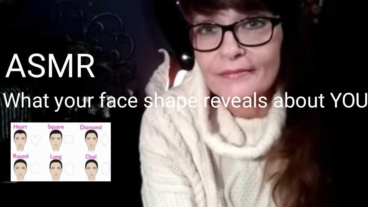 Maple asmr face reveal