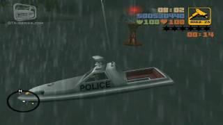 GTA 3 - Walkthrough - Mission #48 - A Drop in the Ocean (HD)