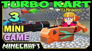 ч.03 Minecraft Turbo Kart - Супер Марио!