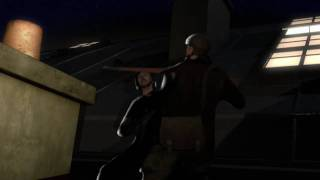 The Saboteur E3 2009 trailer (PC PS3 X360)