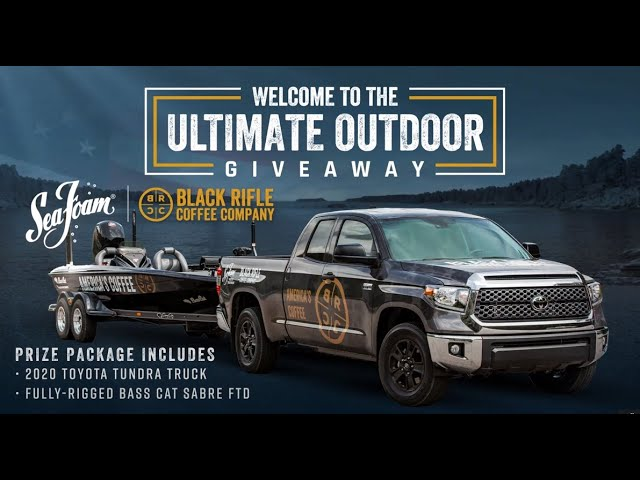 Enter The Ultimate Outdoor Giveaway