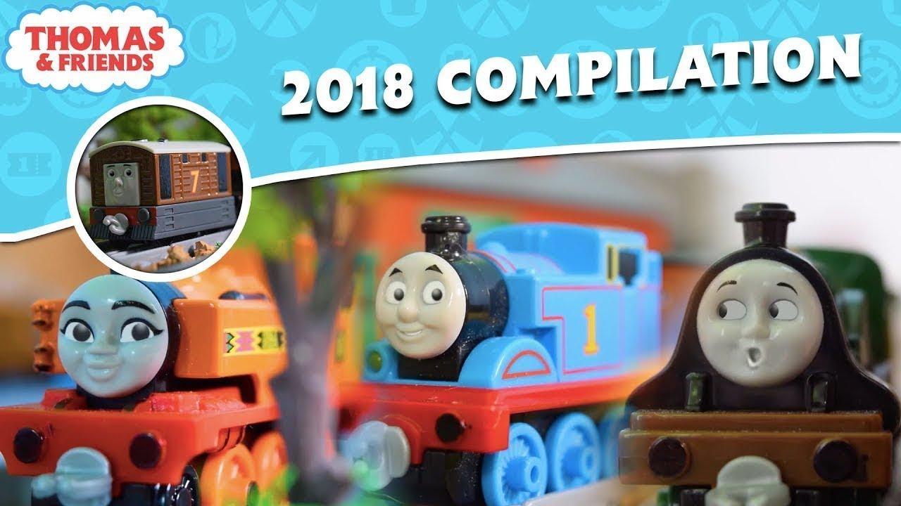 Locomotiva Thomas, Calea Spre Noi Destinatii.1h.-Desene animate pentru copii