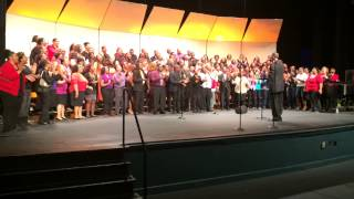 """Blessed Quietness""    CHGC 40th Anniv Reunion Choir"
