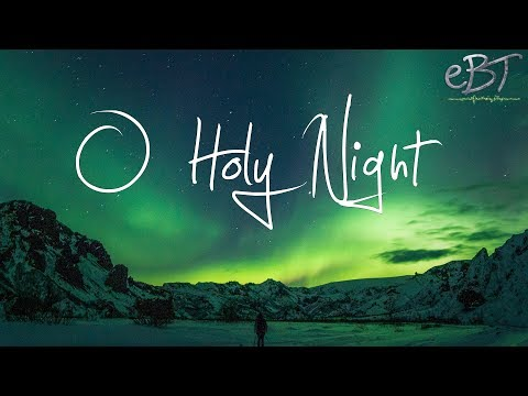 O Holy Night Backing Track In C Major