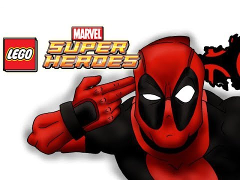 lego marvel superheroes deadpool gameplay youtube