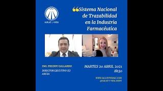 Entrevista Ing. Freddy Gallardo, Director Ejecutivo (E) ARCSA. Sistema de Trazabilidad SNT