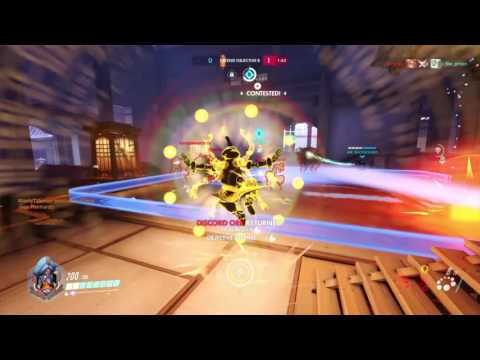 Overwatch Zen team kill