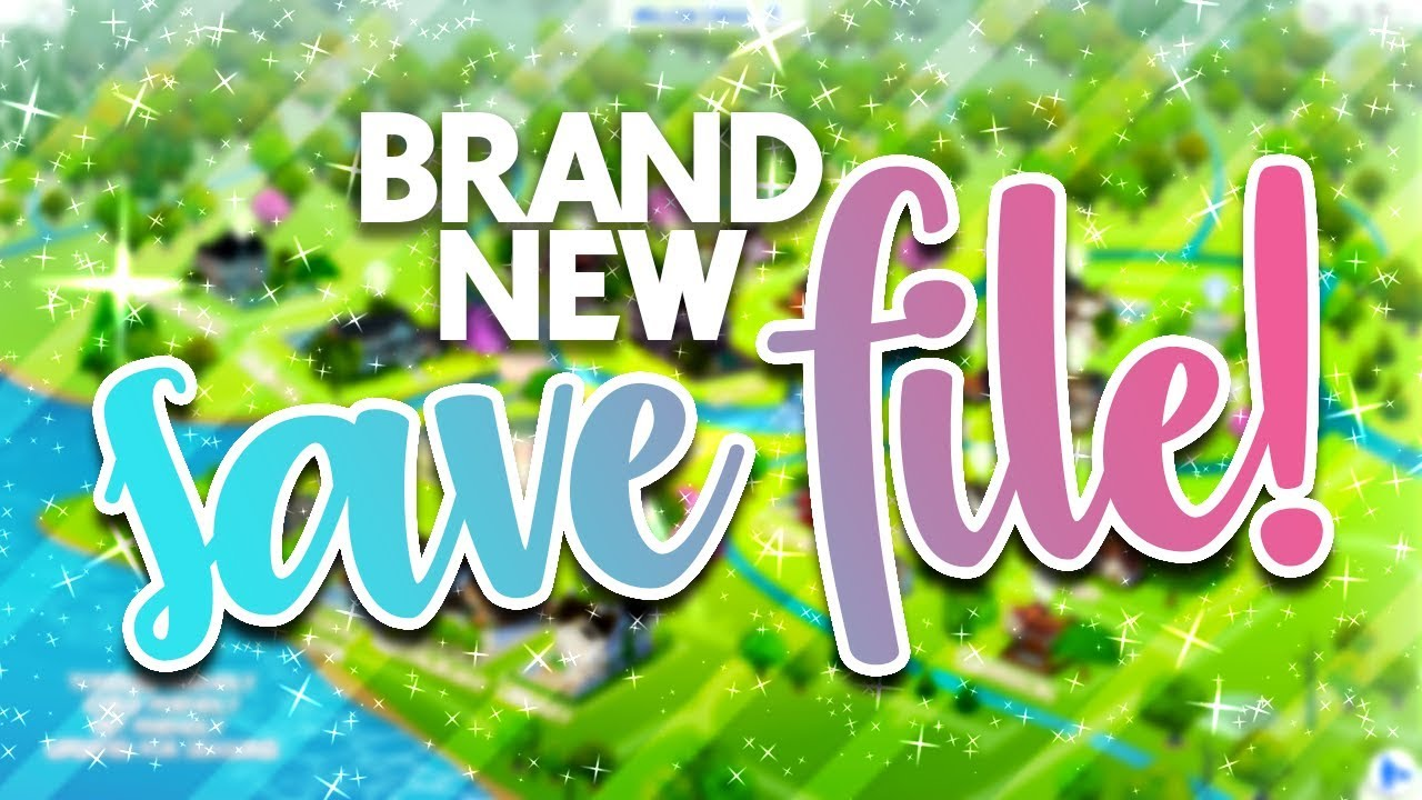 sims 4 world save file download