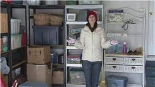 Housekeeping Tips : Garage Storage Ideas