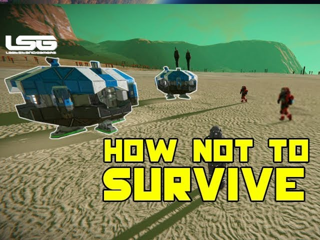 Space Engineers - How Not To Survive , Survival Overhaul