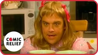 Little Britain with Robbie Williams