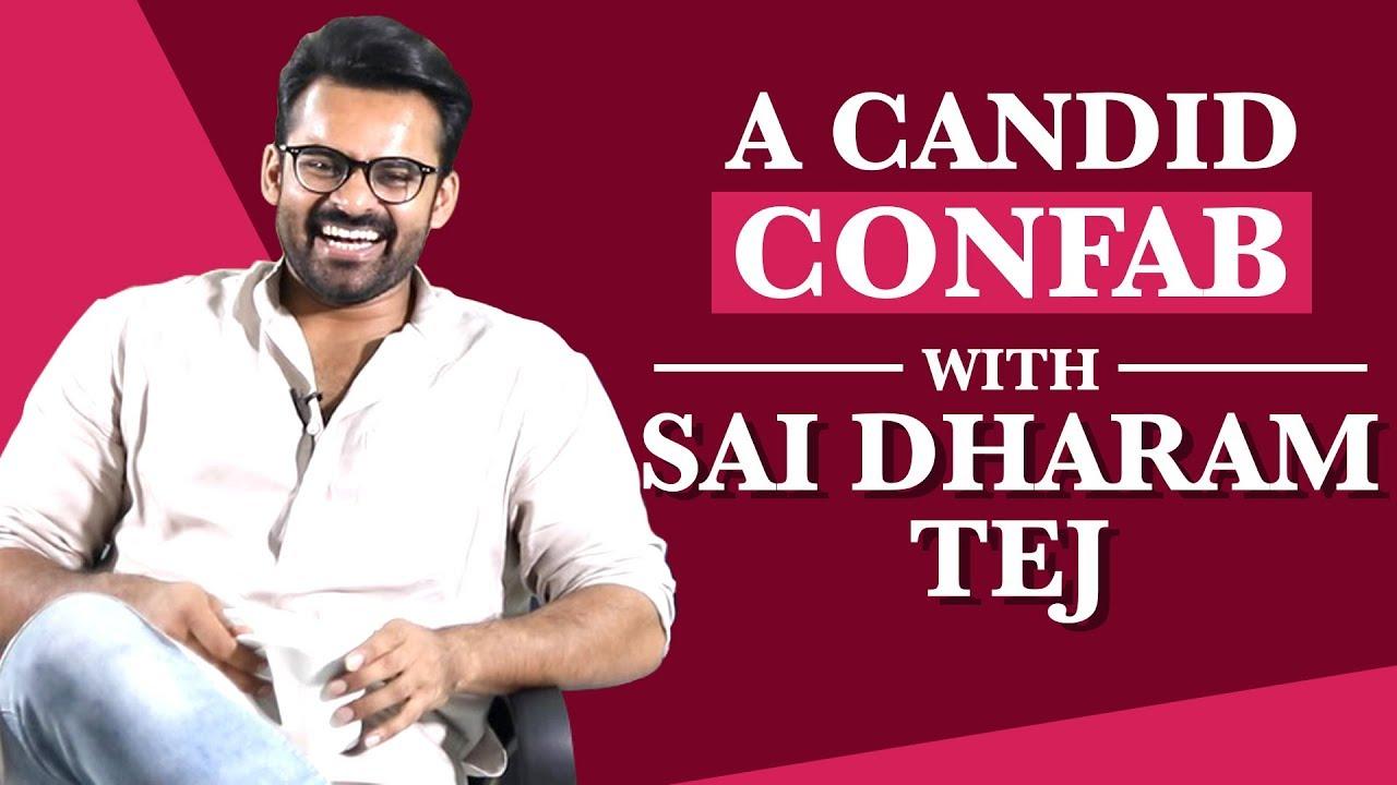 Chiranjeevi or Pawan Kalyan: Sai Dharam Tej picks his choice in a fun tête-à-tête  | Jawaan