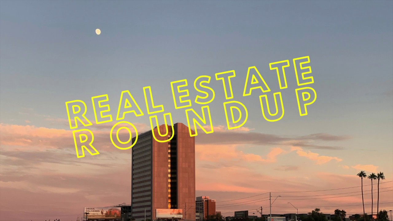 Real Estate Roundup Just Listed #reroundup