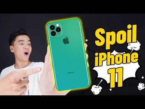 Spoil hết mọi thứ về iPhone 11: cấu hình, thiết kế, pin, camera, giá... chính xác ~90%