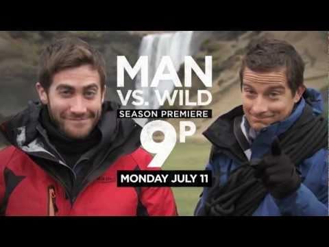 Are bear grylls man vs wild jake gyllenhaal