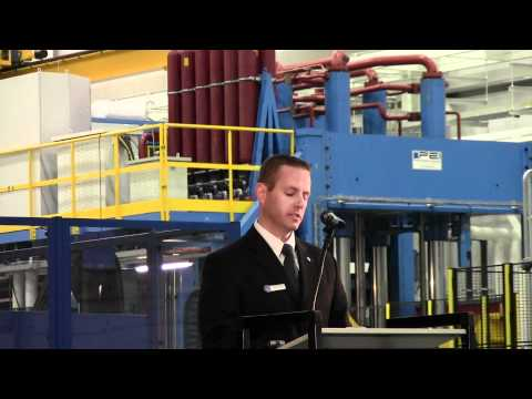 Rochling Automotive Grand Opening in Akron, Springfield Township, Summit County Ohio