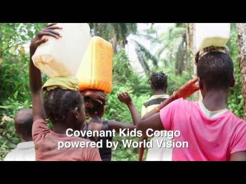 Covenant Kids Congo Sponsorship Video - Deborah's Story