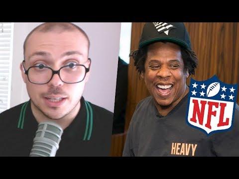 The NFL & Jay-Z Backlash Mp3