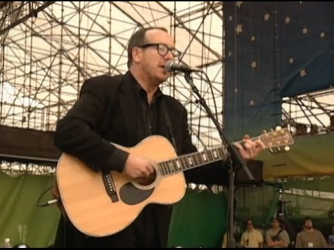 Elvis Costello - Pump It Up - 7/25/1999 - Woodstock 99 East Stage (Official)