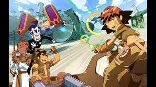 Spazzy Remembers: Oban Star Racers - A French Anime from Jetix Europe
