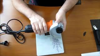 шлифовальная машина Black&Decker KG115 обзор
