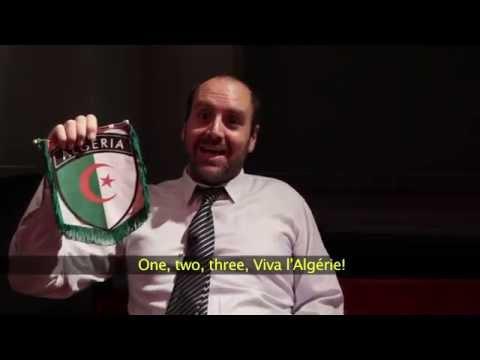 """#15 Thema d'Arte """"Les Algériens, un peuple à part."""" Yassine Belattar"""