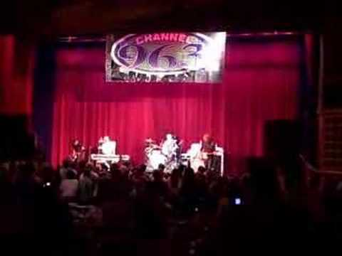 "The Rocket Summer ""Around The Clock"" 96.3 Wichita Radio Show"