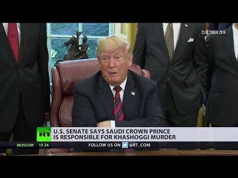 US Senate passes resolution blaming Saudi Prince MBS for Jamal Khashoggi murder