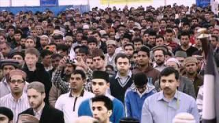 Khuddam-ul-Ahmadiyya UK, Ijtema 2010: Opening Session
