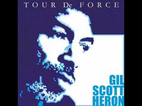 Gil Scott-Heron - B Movie (This Ain´t Really Your Life)