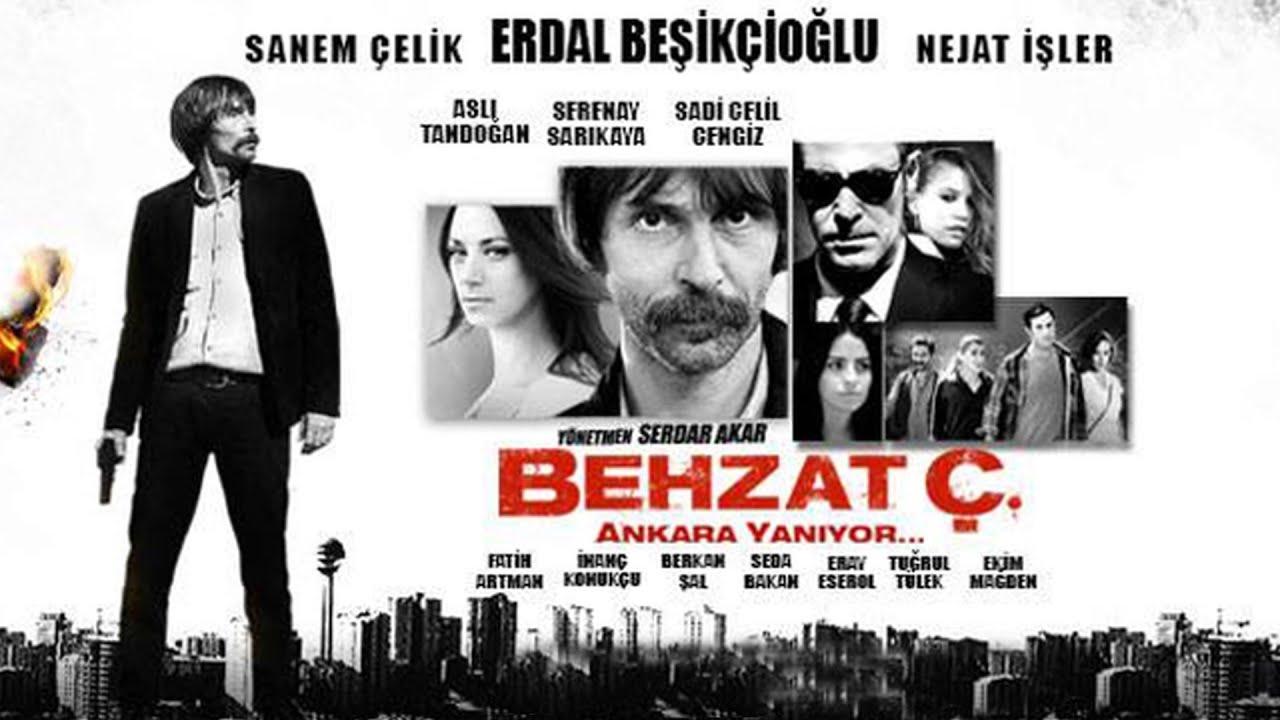 Behzat Ç. : Ankara Yanıyor   Türk Aksiyon Filmi Tek Parça