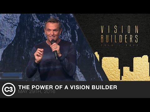 The Power Of A Vision Builder - Ps. Jurgen Matthesius - 05/29/16