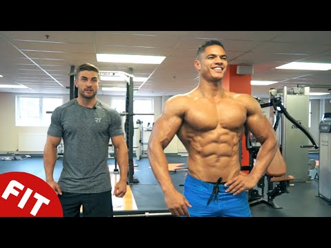 MEN'S PHYSIQUE POSING MASTERCLASS with RYAN TERRY IFBB PRO
