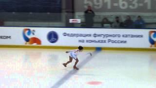 Полина Цурская, КП, Хрустальный Конёк 2014