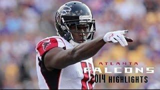 Atlanta Falcons 2014 highlights