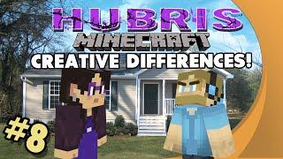 Minecraft: Hubris - #8 - Creative Differences